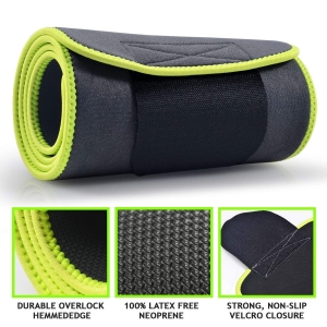 Best Neoprene Waist Trimmer materials