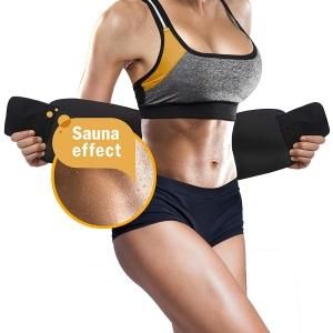 Perfotek Waist Trimmer Belt sauna effect
