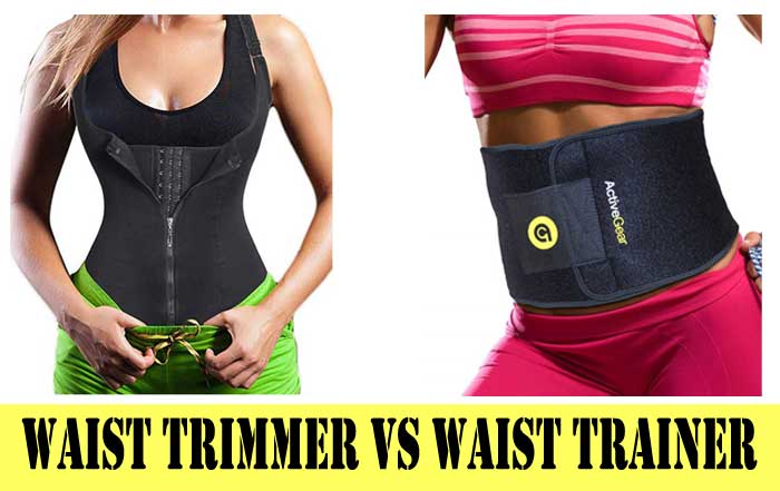 Waist Trimmer VS Waist Trainer: Which One to Choose